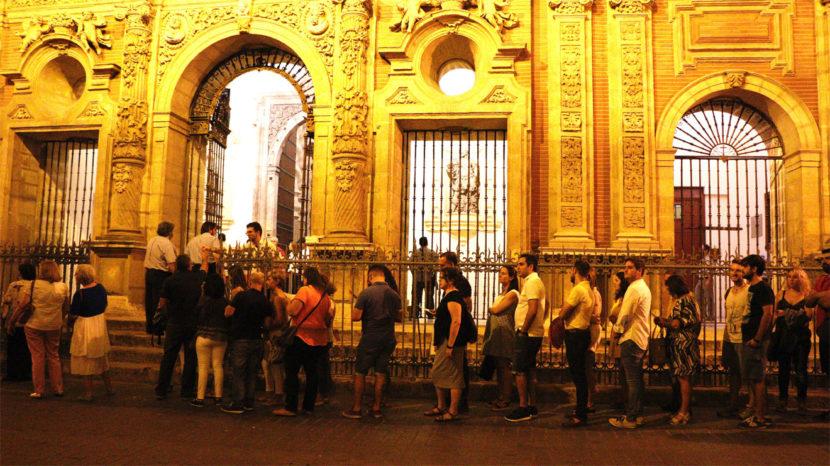 Noche en Blanco en San Luis de los Franceses