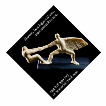 «Energía» Exposición de escultura  en Piedra y Madera