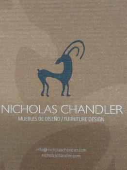 Diseño y elaboración de mueble contemporáneo