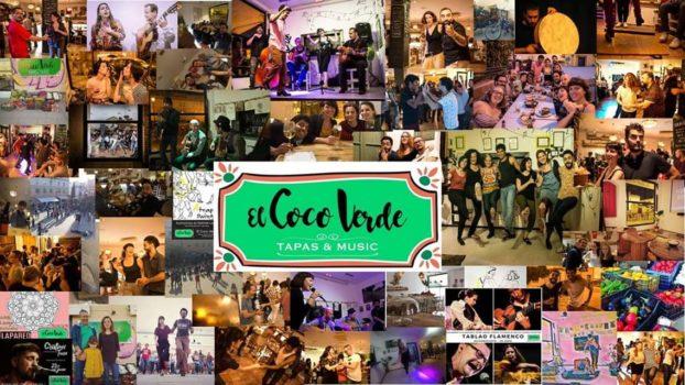 Calle 52, jazz en trío en Coco Verde
